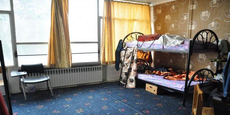 ساخت خوابگاه جدید برای مهر 98